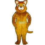 Cinnamon Cat Lightweight Mascot Costume