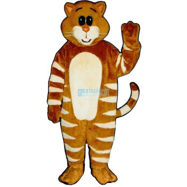 Stripe Cat Lightweight Mascot Costume