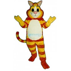 Krazy Cat Lightweight Mascot Costume