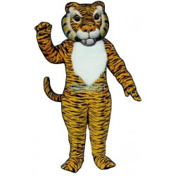 Comic Tiger Lightweight Mascot Costume