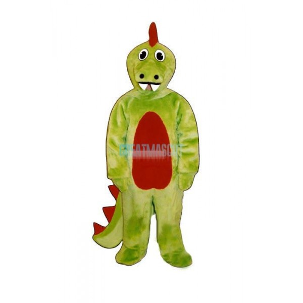 Childs Dragon Lightweight Mascot Costume