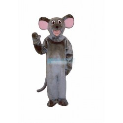 Childs Mouse Lightweight Mascot Costume