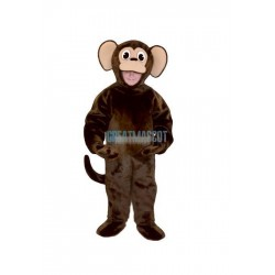Childs Monkey Lightweight Mascot Costume