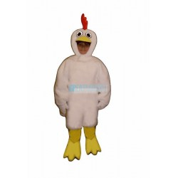 Childs Chicken Lightweight Mascot Costume