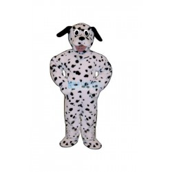 Childs Dalmation Lightweight Mascot Costume
