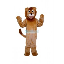 Childs Lion Lightweight Mascot Costume
