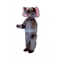 Childs Elephant Lightweight Mascot Costume