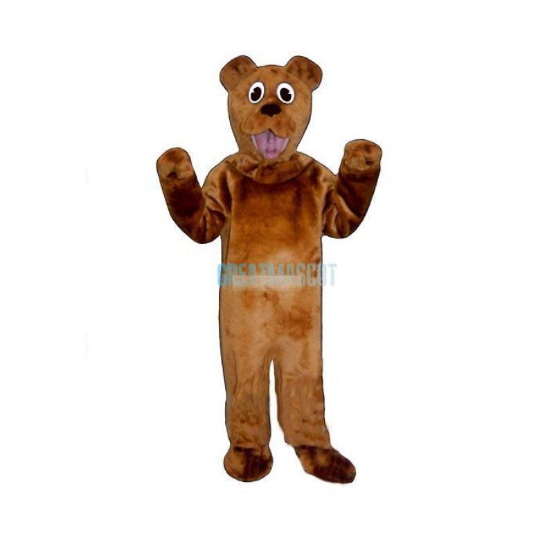 Childs Bear Lightweight Mascot Costume