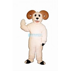 Childs Ram Lightweight Mascot Costume