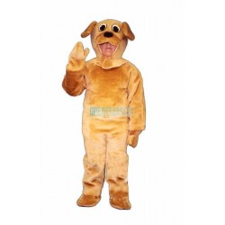 Childs Puppy Lightweight Mascot Costume