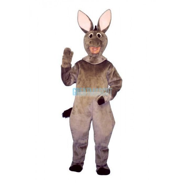 Childs Donkey Lightweight Mascot Costume