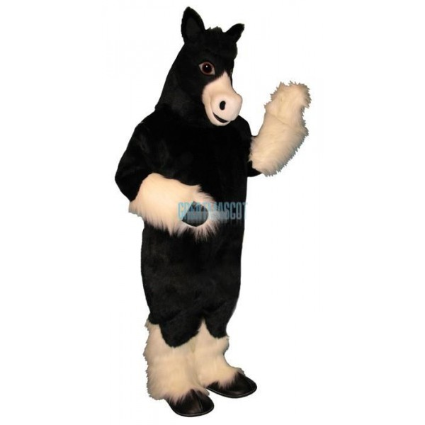 Shire Horse Lightweight Mascot Costume