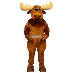 Moony Moose Lightweight Mascot Costume