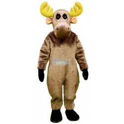 Mildred Moose Lightweight Mascot Costume