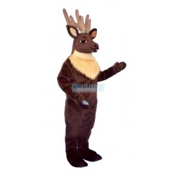 Regal Elk Lightweight Mascot Costume