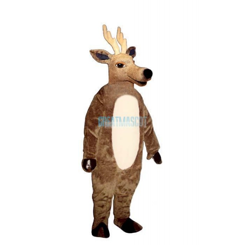 Sleepy Deer Lightweight Mascot Costume