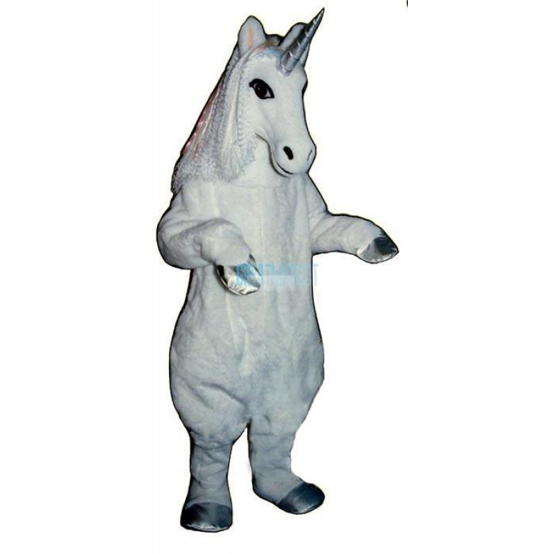 Unicorn Lightweight Mascot Costume
