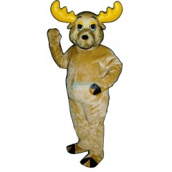 Morty Moose Lightweight Mascot Costume