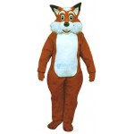 Fred Fox Lightweight Mascot Costume