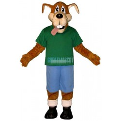 Hank Lightweight Mascot Costume