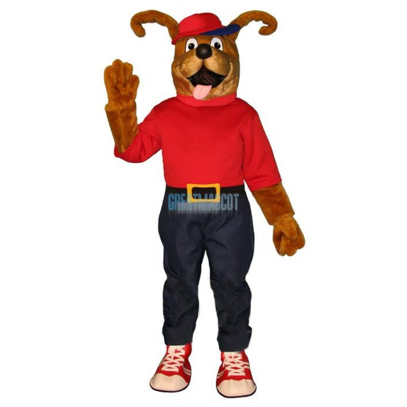 Silly Dog Lightweight Mascot Costume