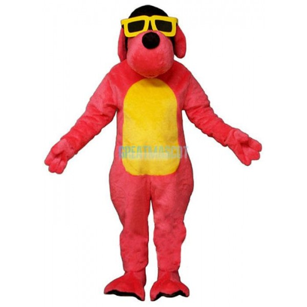 Hot Dowg Lightweight Mascot Costume