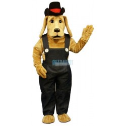Farmer Dog Lightweight Mascot Costume