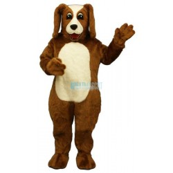 Nice Doggy Lightweight Mascot Costume