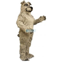 Snarling Pooch Lightweight Mascot Costume