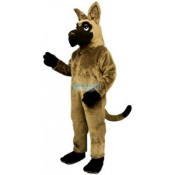Great Dane Lightweight Mascot Costume
