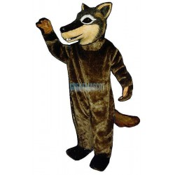 Coyote Lightweight Mascot Costume