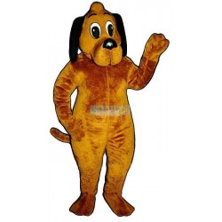 Bird Dog Lightweight Mascot Costume