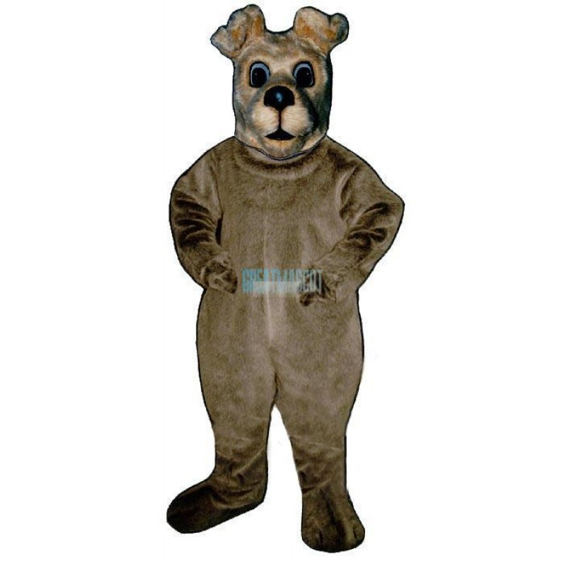 Terrier Lightweight Mascot Costume