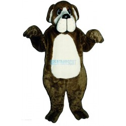 Nanny Dog Lightweight Mascot Costume