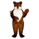 Foxie Lightweight Mascot Costume