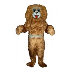 Cocker Spaniel Lightweight Mascot Costume