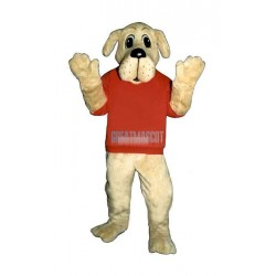 Rah Rah Dog w-Shirt Lightweight Mascot Costume