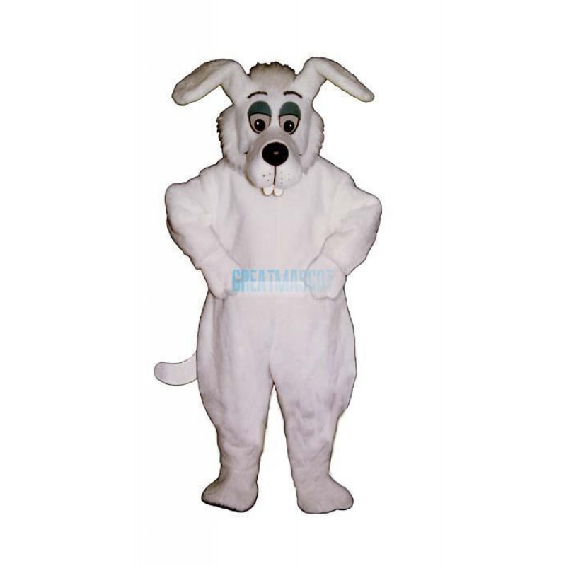 Bucktooth Dog Lightweight Mascot Costume