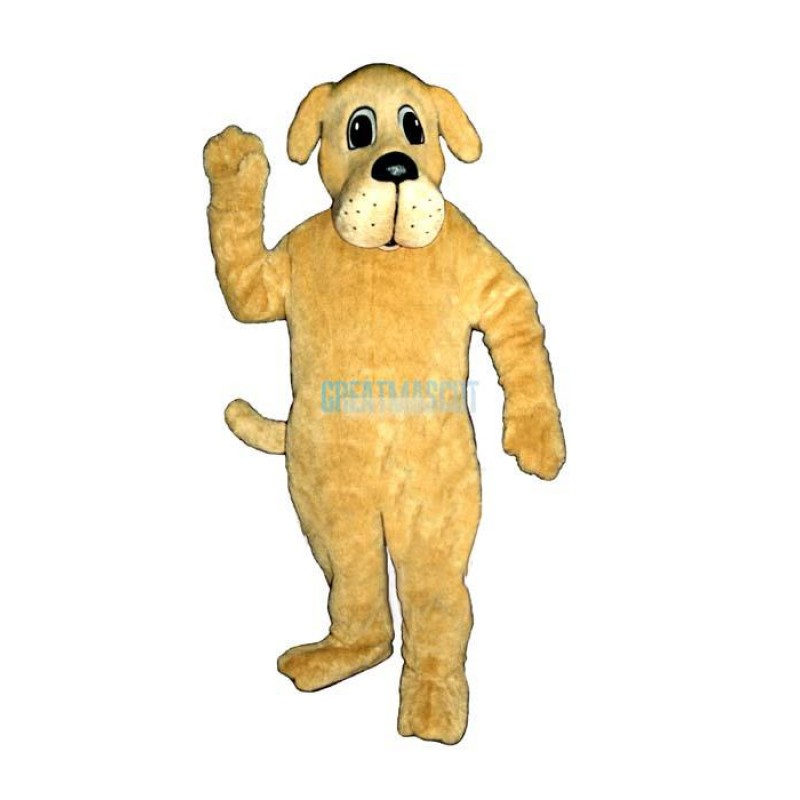 Rah Rah Dog Lightweight Mascot Costume