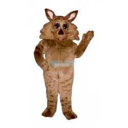 Wild Coyote Lightweight Mascot Costume