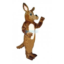 Kody Koyote Lightweight Mascot Costume