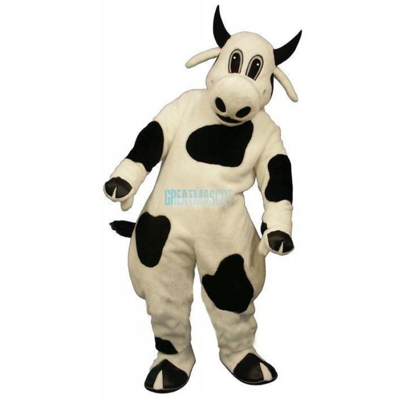 Spotted Cow Lightweight Mascot Costume