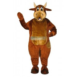 Clara Cow Lightweight Mascot Costume