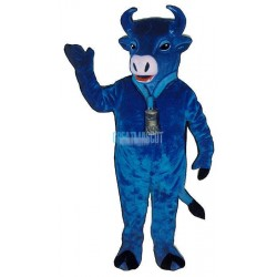 Blue Belle Lightweight Mascot Costume