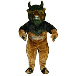 Buffalo Lightweight Mascot Costume