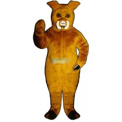 Boar Lightweight Mascot Costume