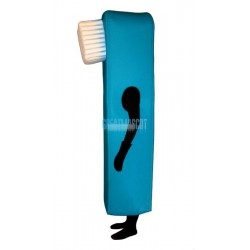Tooth Brush Lightweight Mascot Costume