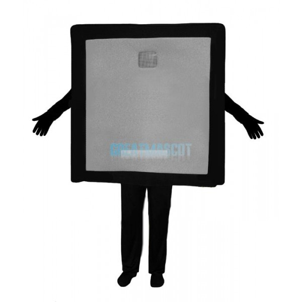 TV Set Lightweight Mascot Costume