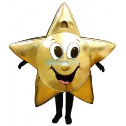 Twinkle Star Lightweight Mascot Costume