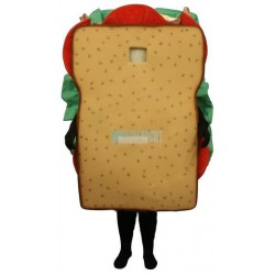 Sandwich Lightweight Mascot Costume